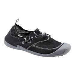 Men's Cudas Hyco Water Shoe Black Air Mesh/Neoprene - Thumbnail 0