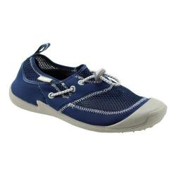 Men's Cudas Hyco Water Shoe Navy Air Mesh/Neoprene