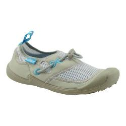Women's Cudas Hyco Water Shoe Silver Air Mesh/Neoprene