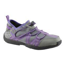 Women's Cudas Tsunami 2 Water Shoe Grey Mesh