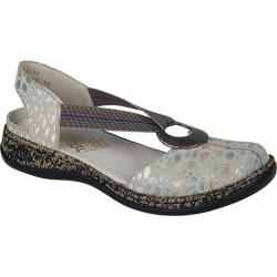 Women's Rieker-Antistress Daisy 62 Raindrop Leather