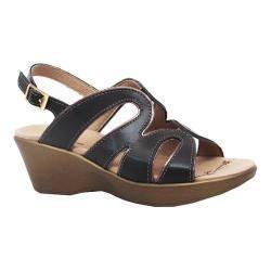 Women's Dromedaris Windy Strappy Sandal Black Soft Aniline Leather|https://ak1.ostkcdn.com/images/products/100/774/P18483949.jpg?impolicy=medium