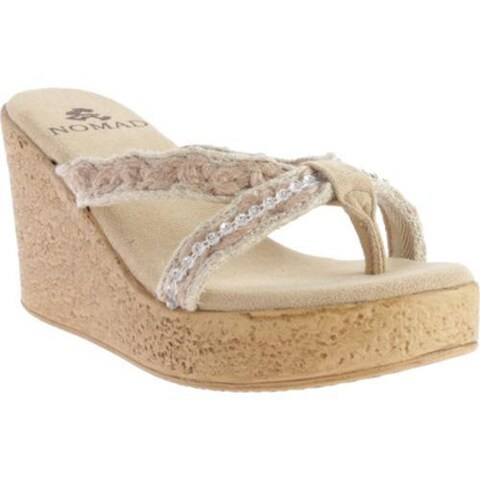 Women's Nomad Laguna Sandal Natural