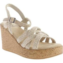 Women's Nomad Venice Sandal Natural|https://ak1.ostkcdn.com/images/products/100/788/P18483961.jpg?impolicy=medium