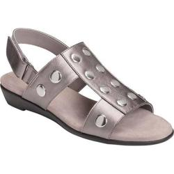 Women's Aerosoles At Heart Pewter Combo Faux Leather