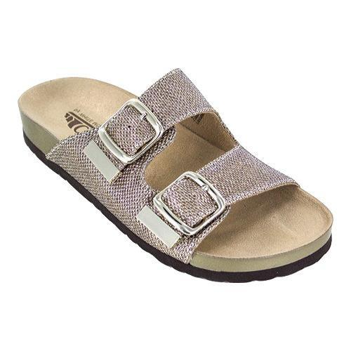Women S Cliffs By White Mountain Helia Slide Sandal Light
