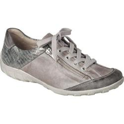 Women's Remonte Liv 17 Sneaker Cigar/Loam/Antique Leather/Synthetic Combo