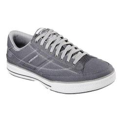 Men's Skechers Arcade Chat Memory Sneaker Charcoal