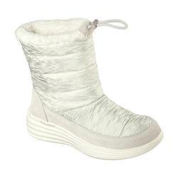 Women's Skechers Halo Glory Mid Calf Boot Off White