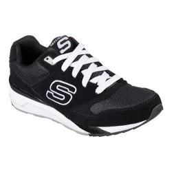 Women's Skechers OG 90 Rad Runners Sneaker Black/White