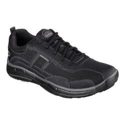 Men's Skechers Relaxed Fit Glides Ellison Sneaker Black