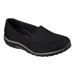 Women's Skechers Relaxed Fit Reggae Fest Willows Slip On Black
