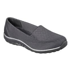 Women's Skechers Relaxed Fit Reggae Fest Willows Slip On Charcoal