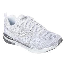 Women's Skechers Skech-Air Infinity Training Shoe Stand/White/Silver
