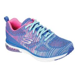 Women's Skechers Skech-Air Infinity Training Shoe Wild Card/Blue/Hot Pink