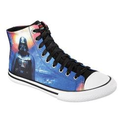 Men's Skechers Star Wars Legacy Vulc Imperial Ruler High Top Black/Multi