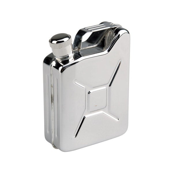 AceCamp 1512 Stainless Steel Gas Can 5-ounce Hip Flask