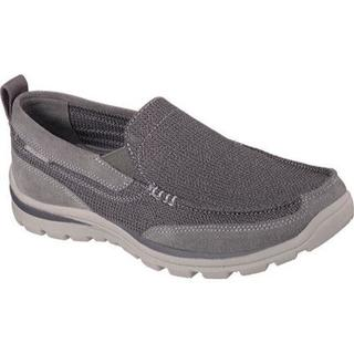 Men's Skechers Relaxed Fit Superior Milford Charcoal/Gray (5 options available)