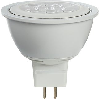Verbatim Contour Series MR16 (GU5.3) 3000K, 500lm LED Lamp with 38-De