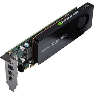 PNY Quadro K1200 Graphic Card - 4 GB GDDR5 - PCI Express 2.0 x16 - Lo