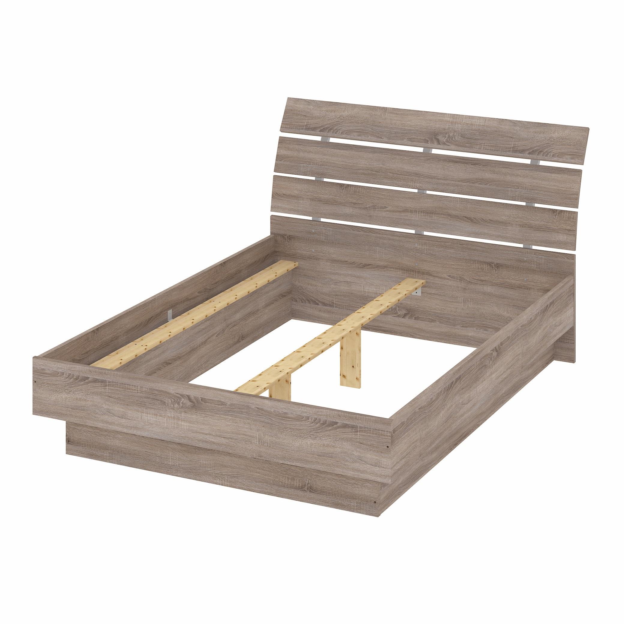 TVILUM-SCANBIRK Scottsdale Truffle Bed Frame (Queen), Brown