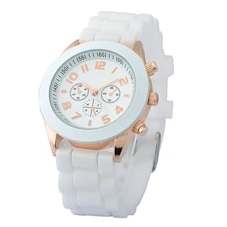 Zodaca White Analog Quartz Silicone Jelly Sports Watch (Option: White)|https://ak1.ostkcdn.com/images/products/10001058/P17150174.jpg?impolicy=medium