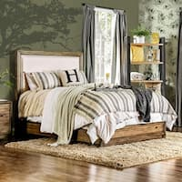 Gracewood Hollow Anchee Rustic Natural Ash Bed