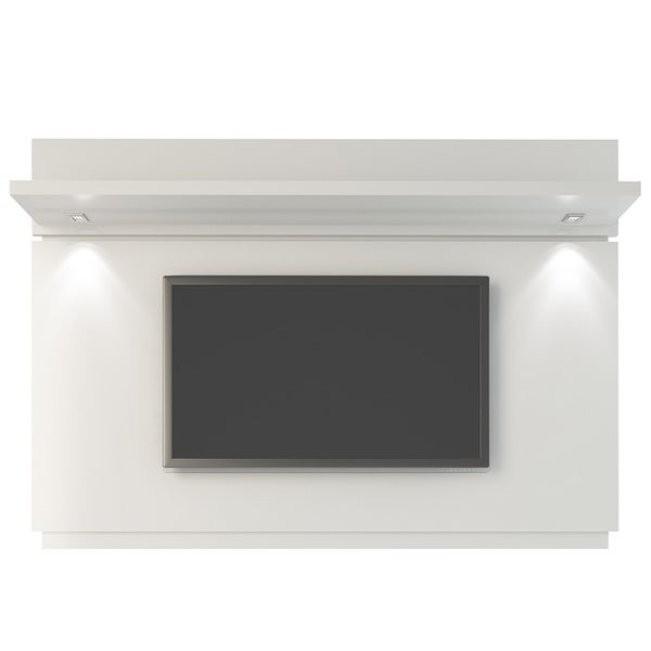 Manhattan Comfort Park 1 8 Tv Panel With Led Lights
