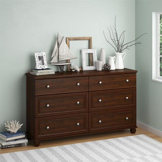 Altra Hanover Creek 6-drawer Dresser