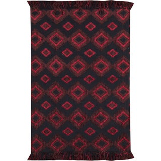 Red Rug (4' X 6')