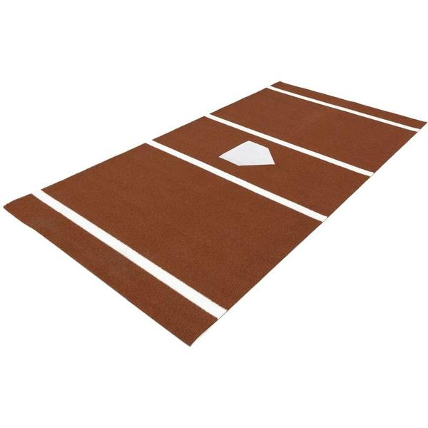 DuraPlay Softball Home Plate Mat