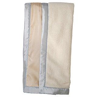 Serengeti Neutral Baby Blanket