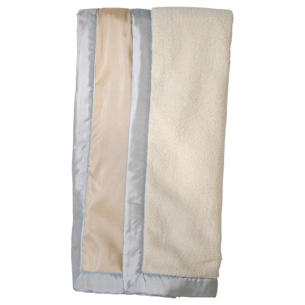 Serengeti Neutral Baby Blanket. Opens flyout.