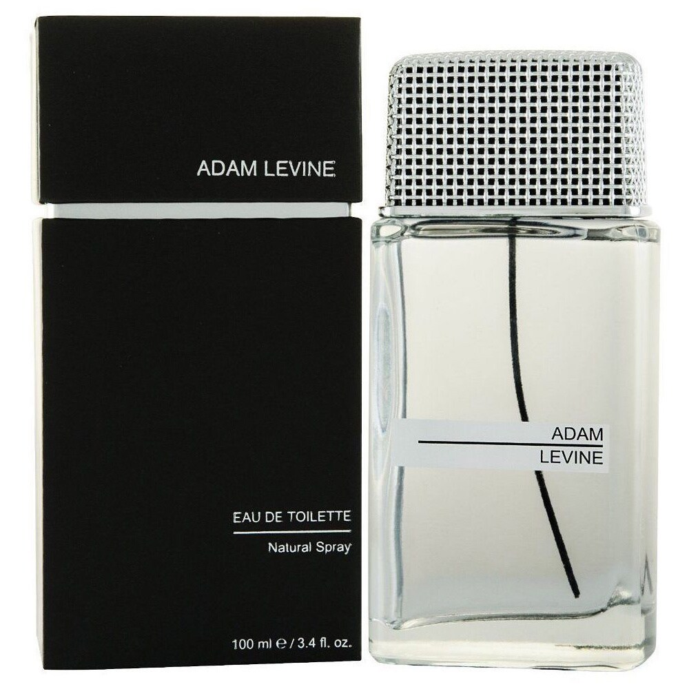 Adam Levine Men's 3.4-ounce Eau de Toilette Spray, Beige ...