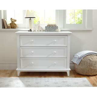 kolcraft 3 drawer transitional dresser - White Bedroom Dresser