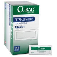 Medline Curad Petroleum Jelly Ointment Packets