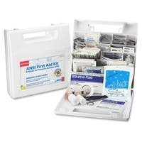 First Aid Only 50-person Worksite First Aid Kit