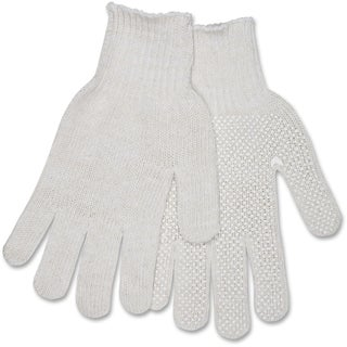MCR Safety PVC Dots Knit/ Polyester Gloves