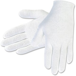 MCR Safety Cotton Inspectors Gloves