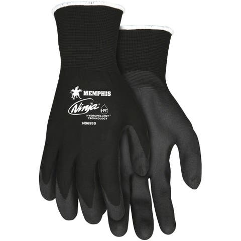 MCR Safety Ninja HPT Nylon Safety Small Size Gloves