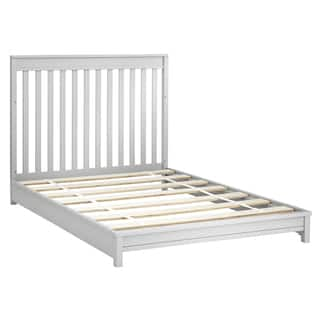 Bella Convertible Full Size Bed Rails and Slat Roll|https://ak1.ostkcdn.com/images/products/10002065/P17151160.jpg?impolicy=medium