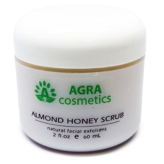 AGRA Cosmetics 2-ounce Almond Honey Scrub