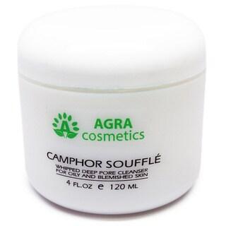 AGRA Camphor Souffle 4-ounce Facial Cleanser