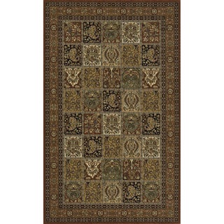 Momeni Persian Garden Multicolor NZ Wool Rug (2' X 3')