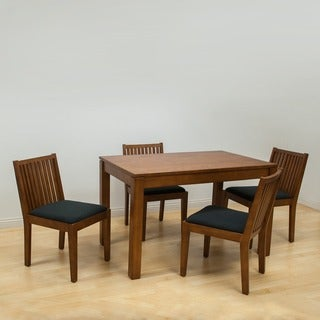 Block Table and Chairs Set
