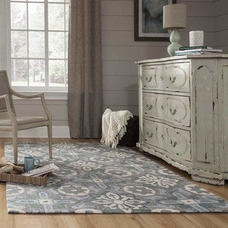Copia Ornament Hand-Hooked Area Rug (2' x 3')