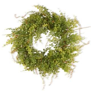 Green 22-inch Hotag/ Berry Wreath