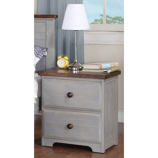 Donco Kids 2-drawer Nightstand