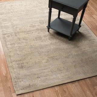 Emerson Antique Ivory Beige Rug (9'2 x 12'2)