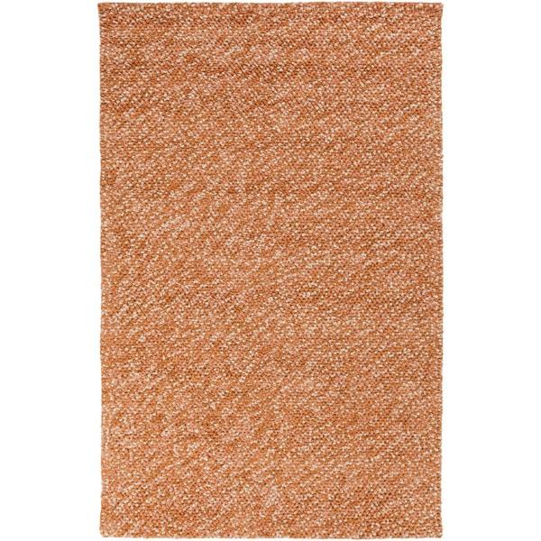 Hand-Woven Braxton Wool Indoor Rug (8' x 10')